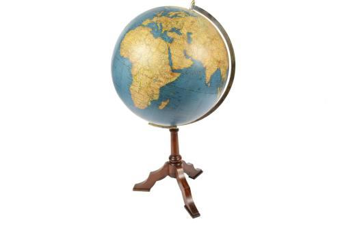 Globi-mappamondi antichi/6491-Globo antico Vallardi/Più info