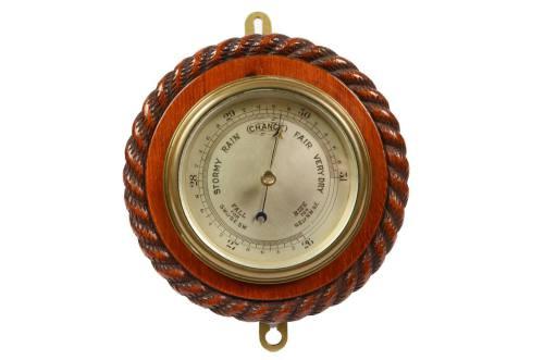 古色古香的晴雨表/6B-古董气压计/更多信息