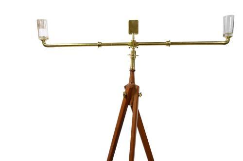 Strumenti di misura antichi/A118-Livella ad acqua/Più info