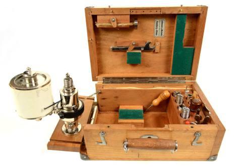 Strumenti di misura antichi/A68-Micromanometro/Più info