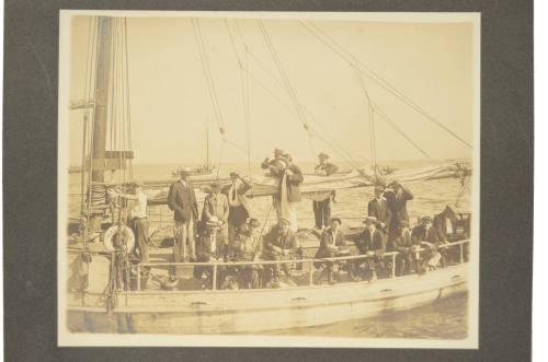 航海类古董/Ft1-Fitzgerald风船的历史照/更多信息