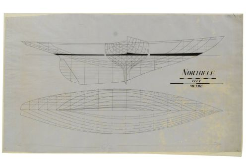 Vintage boats projects/PR18-Northele/More info