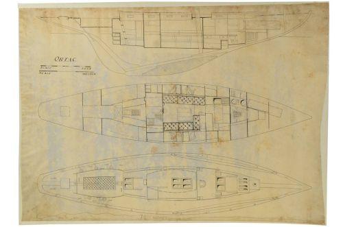 Progetti di barche d'epoca/PR32-Ortac/Più info